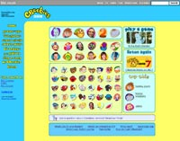 CBeebies home page