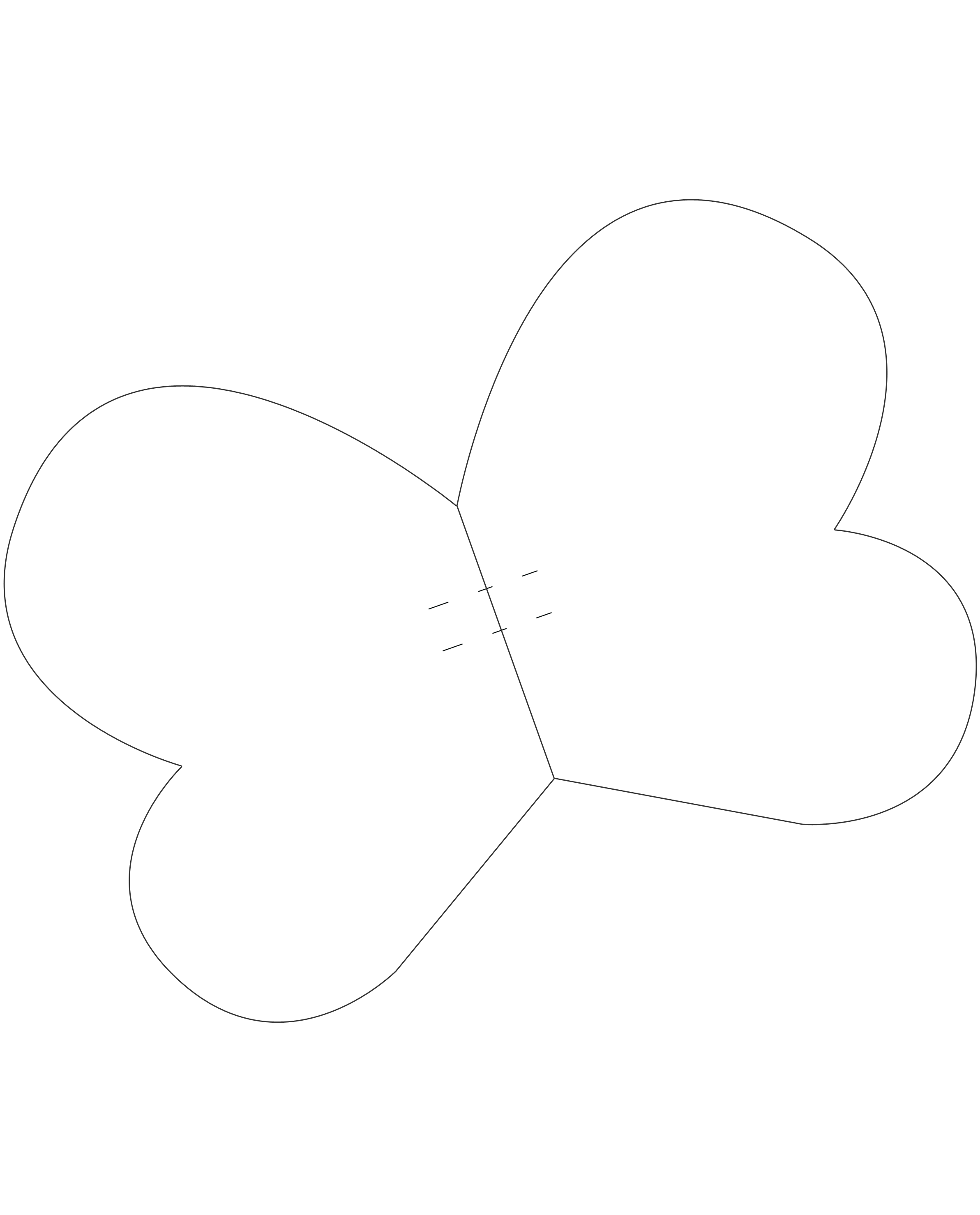 create a cute butterfly card for your valentine marin mommies