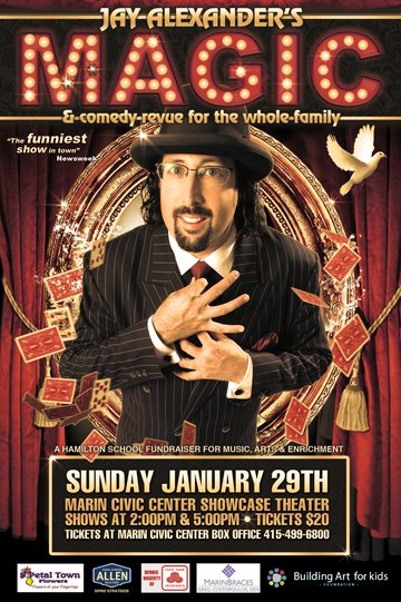 Don T Miss The Magic And Comedy Of Magician Jay Alexander