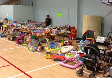 Novato Mothers Club Rummage Sale