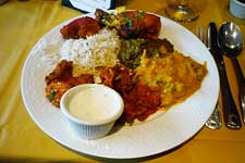 Family dining in marin anohka cuisine of india marin for Anokha cuisine of india novato