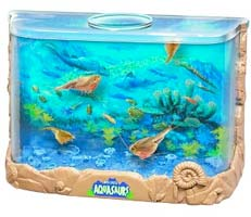 Uncle Milton Deluxe Aquasaurs Kit