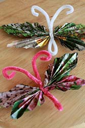 create this decorative spring butterfly craft marin mommies