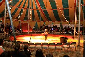 American Crown Circus at St. Vincent's