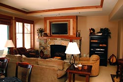Condo at Bighorn Lodge at Northstar California