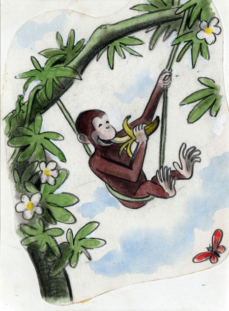 Classic Curious George