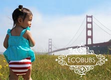 Ecobubs cloth diaper