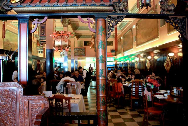 Far East Cafe In San Francisco S Chinatown