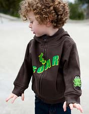 Little Froglet ultimate hoodie