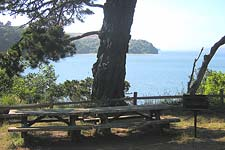heart's desire beach picnic area