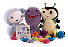 Kimochis, Toys with Feelings inside