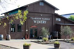 Larson Family Winery in Sonoma