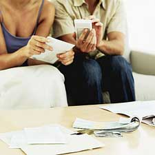 Manage finances with your partner