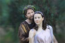 Midsummer Night's Dream at North Bay Shakespeare