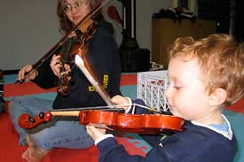Music classes in Marin