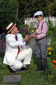 The Music Man at the 2011 Mountain Play