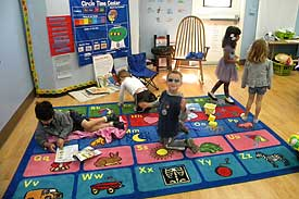 Novato State Preschool Program