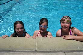 Sports and Splash Camp at Rolling Hills Club in Novato