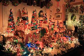 The Rombeiro Christmas House in Novato