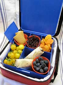 Savory lunchbox