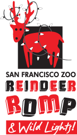 San Francisco Zoo Reindeer Romp and Wild Lights