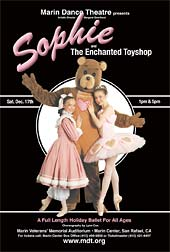 Sophie and the Enchanted Toyshop