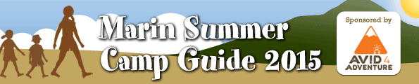 Advertise Your Summer Camp on the 2015 Marin Summer Camp Guide!