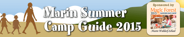 2015 Marin Summer Camp Guide