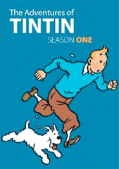 Tintin DVD set