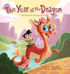 The Year of the Dragon by Oliver Chin and Jennifer Wood