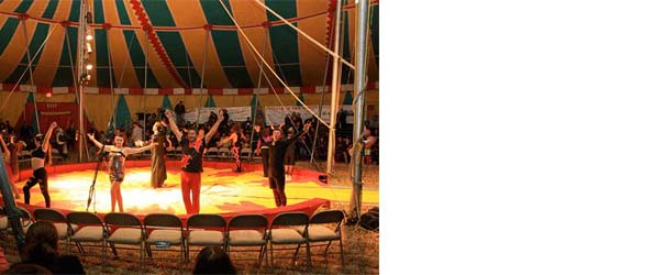 American Crown Circus St. Vincent Marinwood
