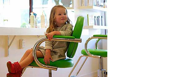Hair salons for kids in Marin