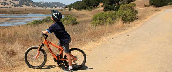 Mountain Biking for Families in Marin