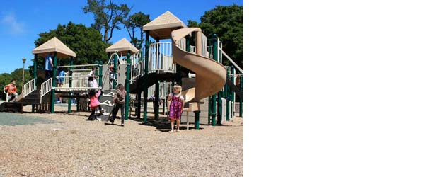 Top 5 Marin County Playgrounds