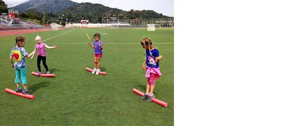 Prime Youth Sports Camps for girls Marin County