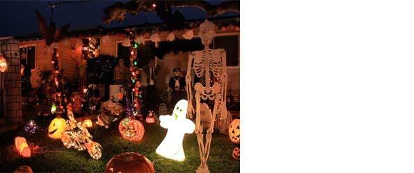 Marin trick-or-treat neighborhoods