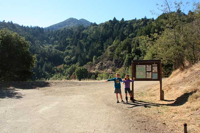 Baltimore Canyon Open Space Preserve