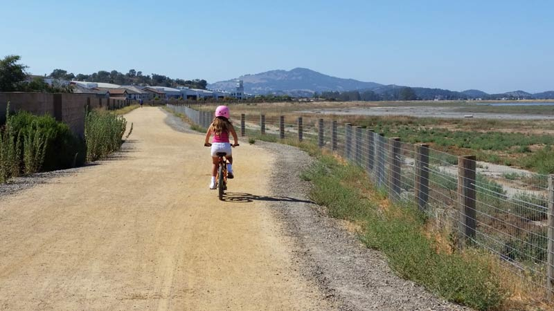 The Bay Trail Novato Hamilton