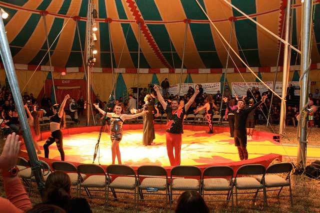 American Crown Circus comes to Marin on Memorial Day Weekend