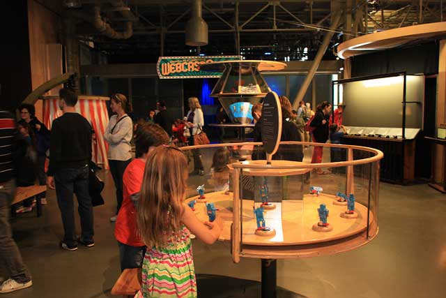 Exploratorium hands-on fun museum