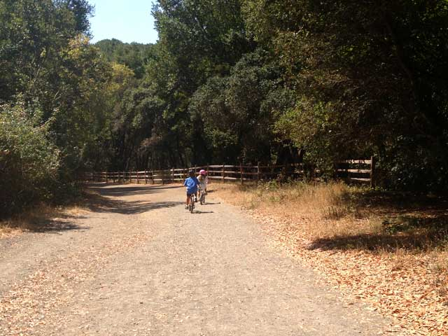 Indian Valley Open Space Preserve