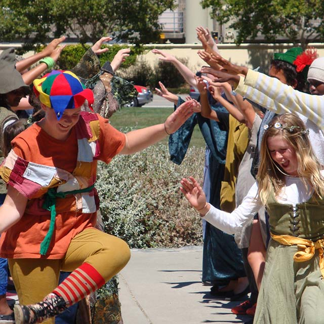 Marin Shakespeare Camp