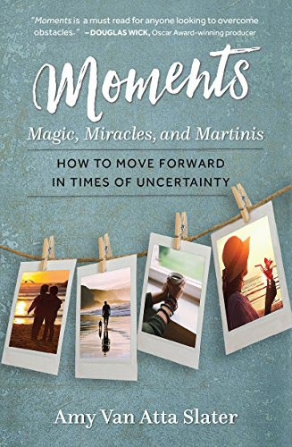 Moments book cover