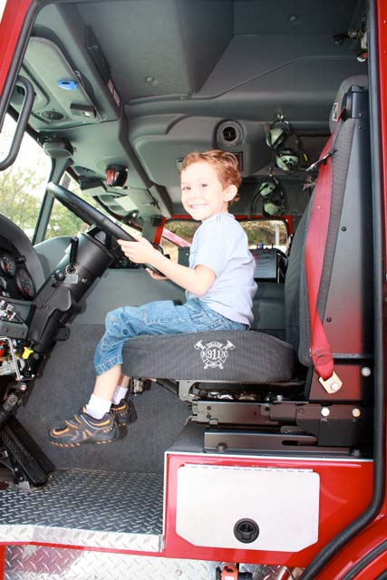 Novato Fire District Open House