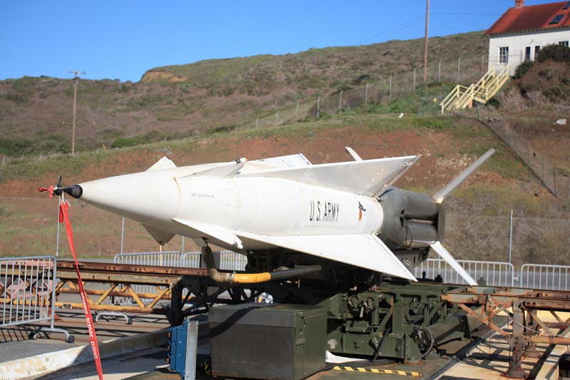 Nike Missile Site Marin Headlands