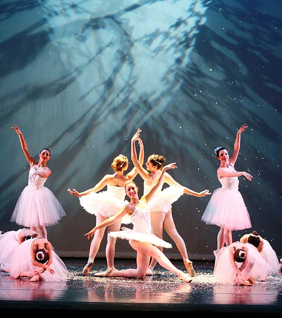 Stapleton Ballet Nutcracker at Marin Center this Holiday Season