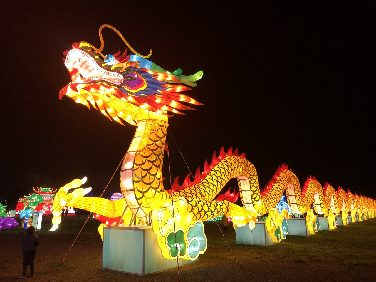 The Lantern Light Festival in Vallejo is a Magical Evening ...