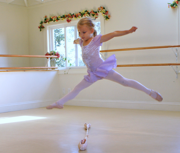 Ballet And Dance Classes For Kids In Marin