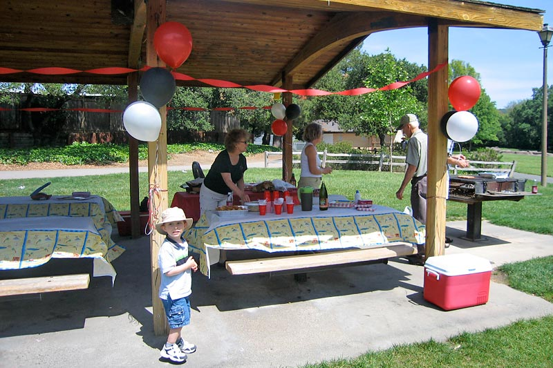 12 favorite marin parks for outdoor birthday parties