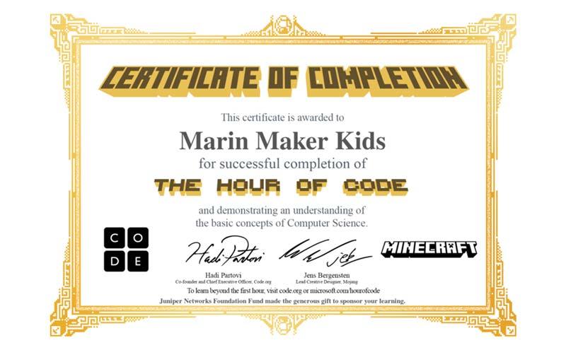 codecombat hour of code 2018